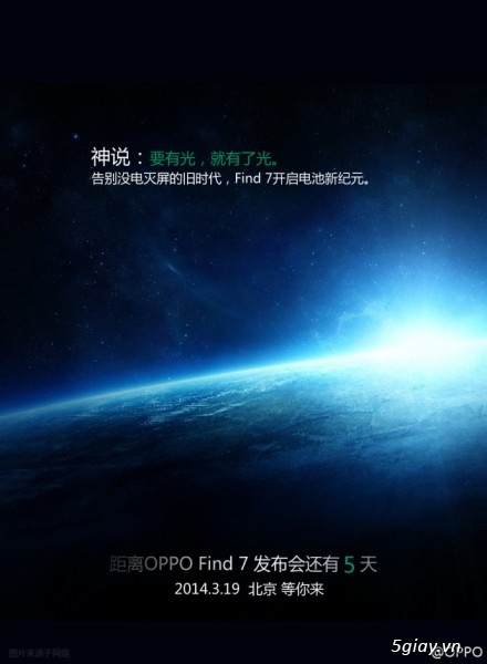 Tổng hợp thông tin về Oppo Find 7 trước giờ G - 11933
