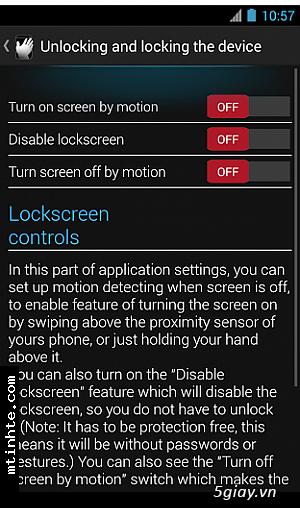 Ứng dụng Air Swiper cho Android - tận dụng cảm biến ánh sáng! - 10858