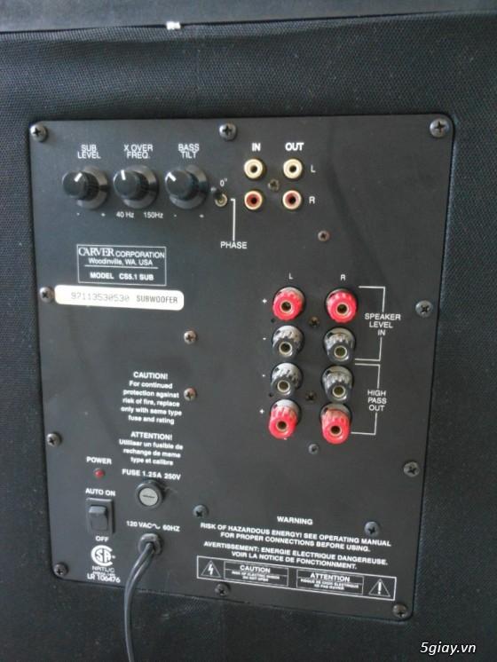 cd-marantz-6004-marantz-na-7004-bluray-sony-yamaha rx-a1040-loa cột-center-surround - 1