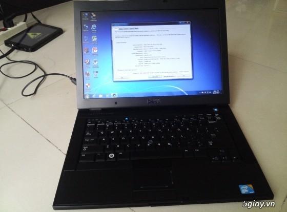 laptop DELL hàng xách tay mỹ-mới 99% giá 4.5tr - 2