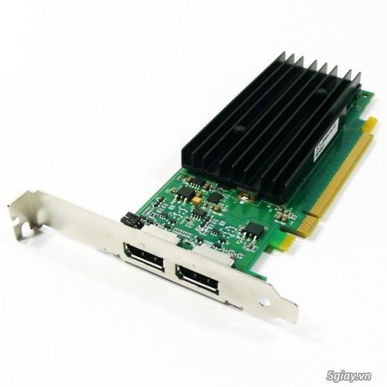 VGA PCIe hàng máy DELL mới tinh => ATI 256mb/128bit-64 bit giá cực rẻ. - 14