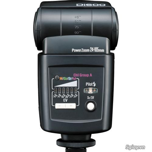 Bán đèn flash Nissin Di600 (chính hãng) cho Nikon và Canon -  Bảo hành 12 tháng - 2