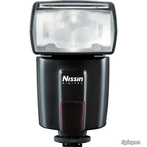 Bán đèn flash Nissin Di600 (chính hãng) cho Nikon và Canon -  Bảo hành 12 tháng - 3