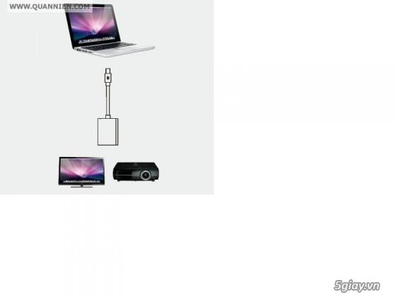 HDMI to VGA apdater , Mini Displayport , MHL , cáp HDMI , SLIMPORT TO HDMI chính hãng - 8
