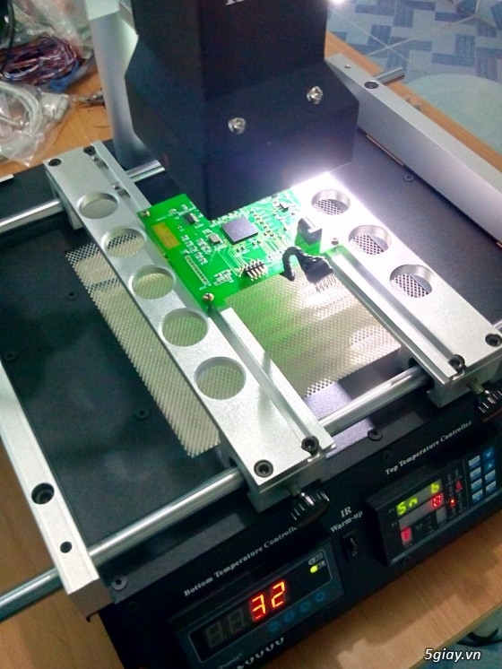 Dịch vụ đóng chipset và sữa chữa điện thoại di động - bigdolphin co ., ltd