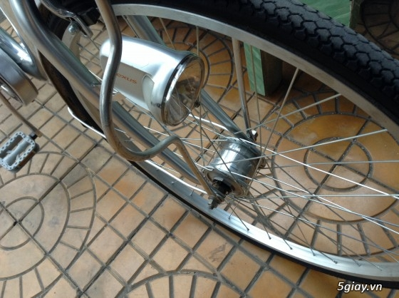 Xe đạp hàng Kho Bãi từ Cam về.. - 2