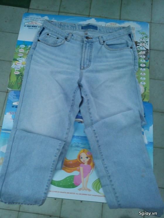 Thanh lý áo và quần cho AE nào to to con đây :D -> nhanh còn chậm hết nha....!!!!! - 37