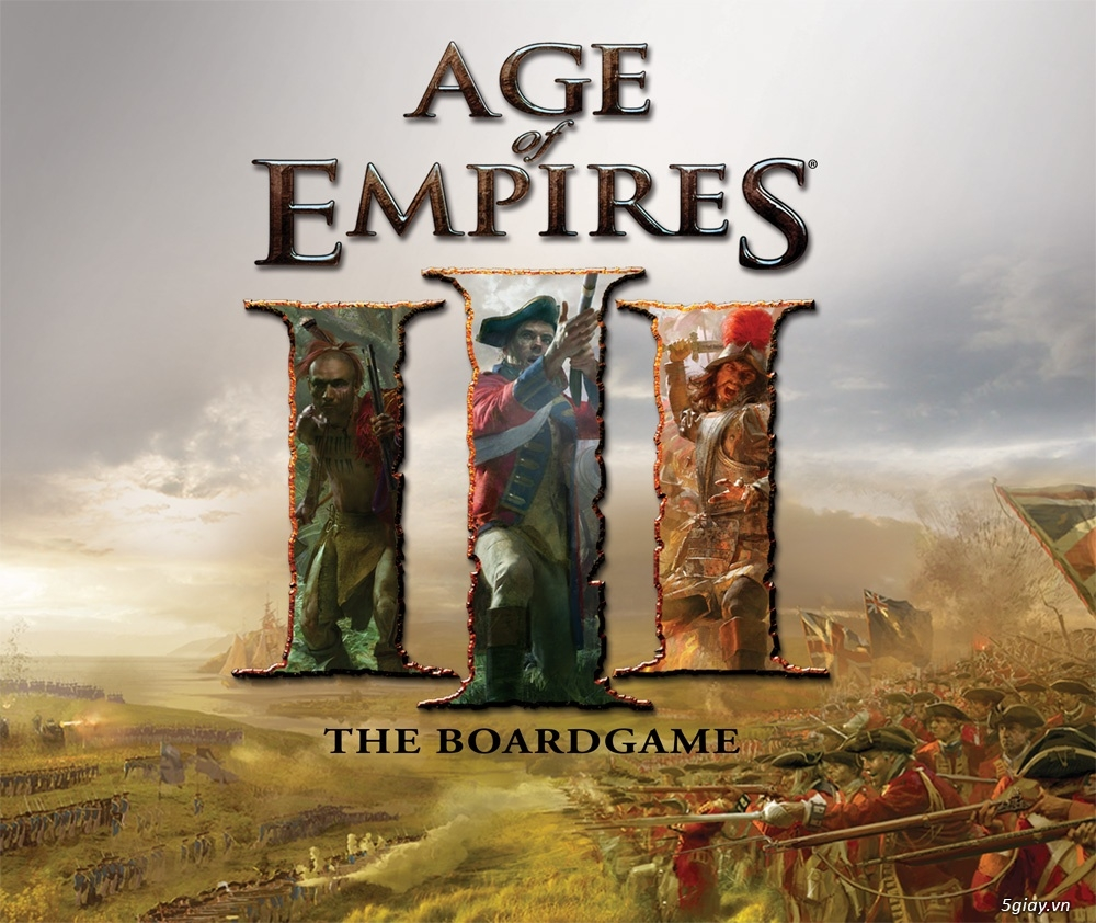 Game - Cheat Age of Empires 3 - game dàn trận offline bằng mã code ...