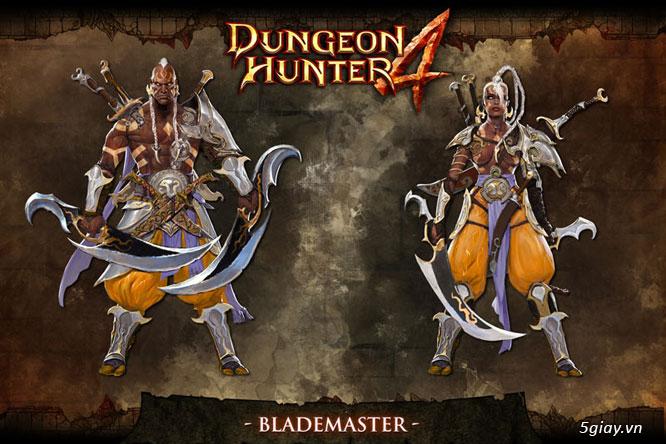 Game - Dungeon Hunter 4 - game hành động nhập vai cho Android cực ...