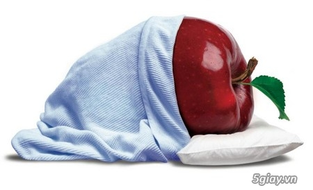 Làm việc cho Apple không