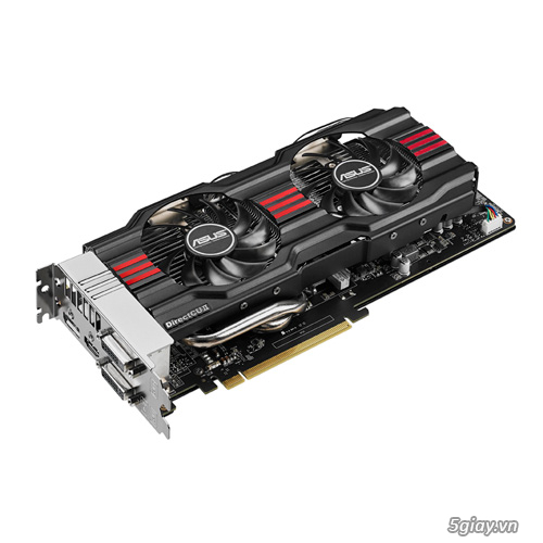 [Review] ASUS GeForce GTX 770 DC2 OC - 13847