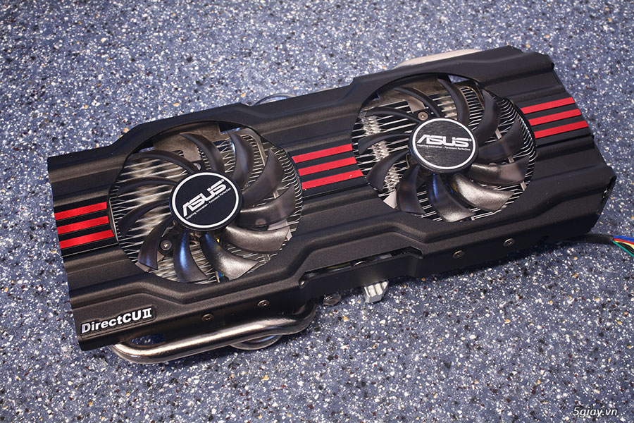 [Review] ASUS GeForce GTX 770 DC2 OC - 13857