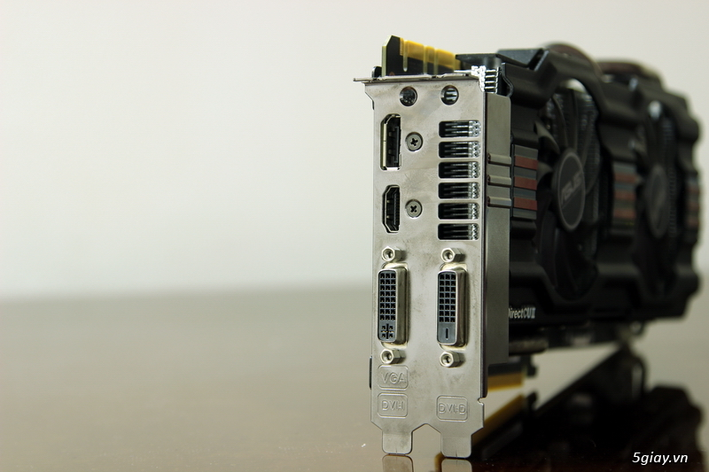 [Review] ASUS GeForce GTX 770 DC2 OC - 13864
