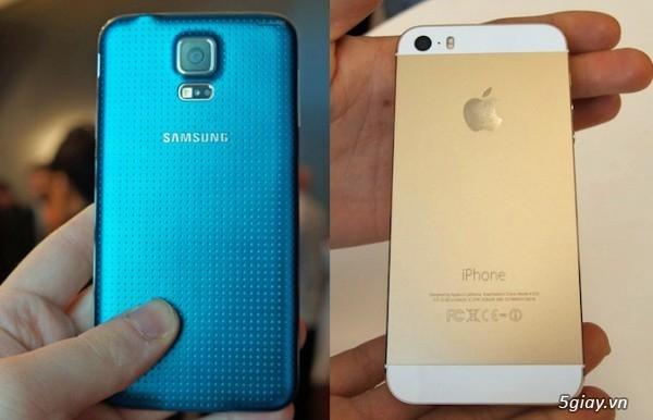 Tại sao Samsung không bao giờ có thiết kế đẹp mắt như Apple? - 13878