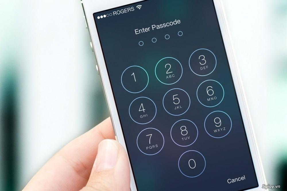 Tin tức - Thủ đoạn mới: đặt trộm mật khẩu iPhone để tống tiền ...