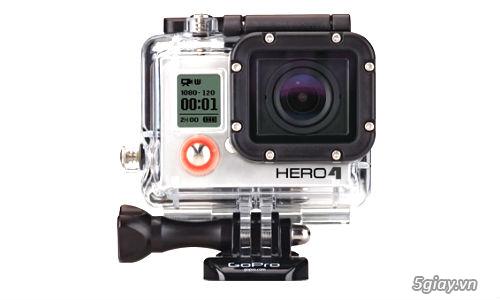Tiết lộ thông tin thế hệ Go Pro mới: có thể quay film 4k