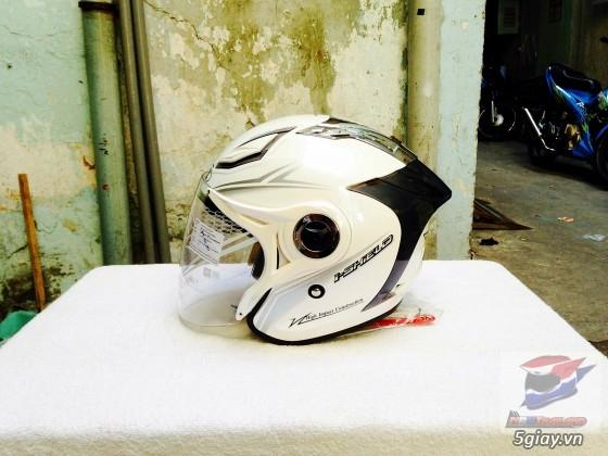 NBHThailand : Sỉ lẻ nón Fullface,Flip up,3/4,nón nữa đầu,nón xe đạp,găng tay xe máy - 11