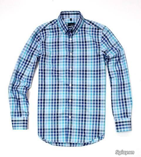 Áo thun Hollister VNXK,áo thun SuperDry VNXK ,áo A&F VNXK ,áo thun cổ tim thun láng - 25