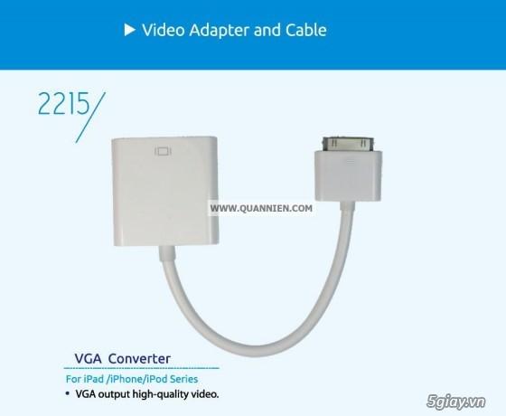 HDMI to VGA apdater , Mini Displayport , MHL , cáp HDMI , SLIMPORT TO HDMI chính hãng - 9