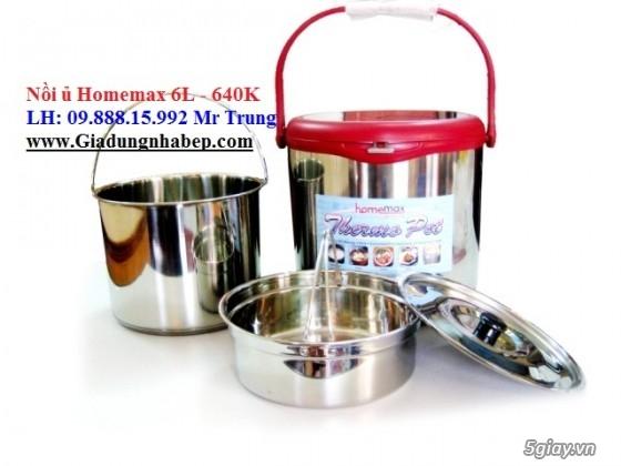 Nồi ủ-hầm Đa năng Decker's Home-Homemax-Khaluck-Tiger giá Sỉ-Lẻ - 27
