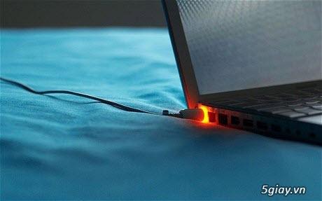 Những tình huống cần tránh khi dùng laptop - 16595