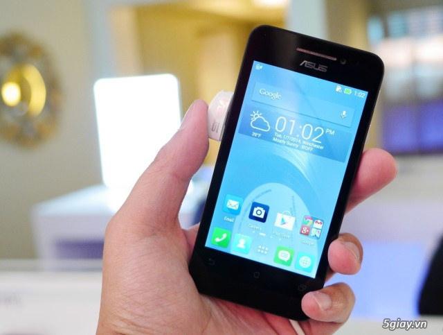 Review - So sánh Nokia Lumia 520 và Asus ZenFone 4 | Congnghe.