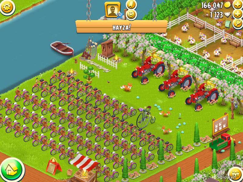 Game - Tải game Hay Day phiên bản mới cho iOS năm 2014 | Congnghe.