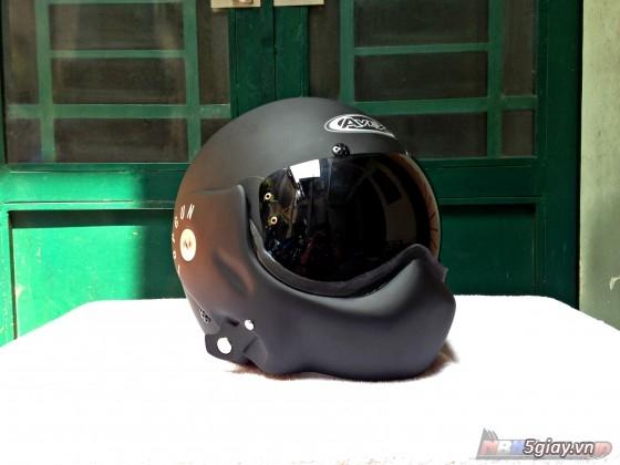 NBHThailand : Sỉ lẻ nón Fullface,Flip up,3/4,nón nữa đầu,nón xe đạp,găng tay xe máy - 44