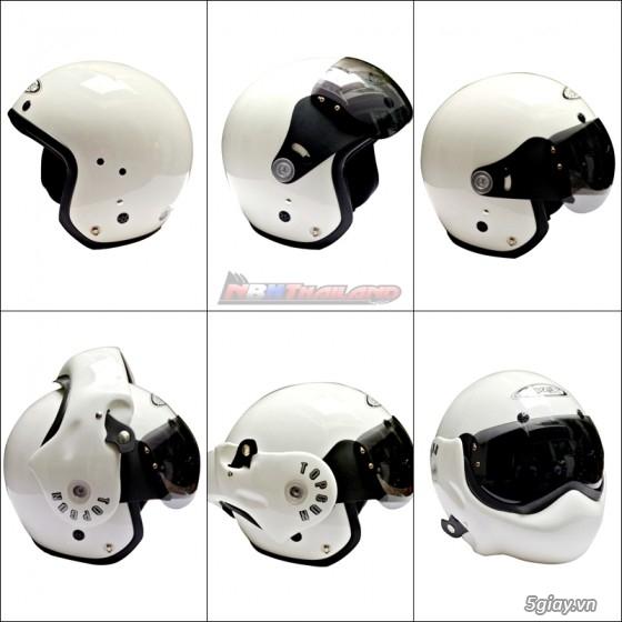 NBHThailand : Sỉ lẻ nón Fullface,Flip up,3/4,nón nữa đầu,nón xe đạp,găng tay xe máy - 41