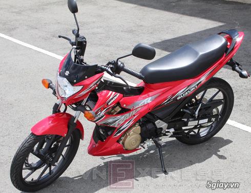 Suzuki - Vĩnh Long bán Raider 150 giá tốt odo 1010km