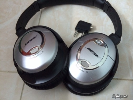 Bán tai nghe Bose Noise Canceling QC-15 - 2