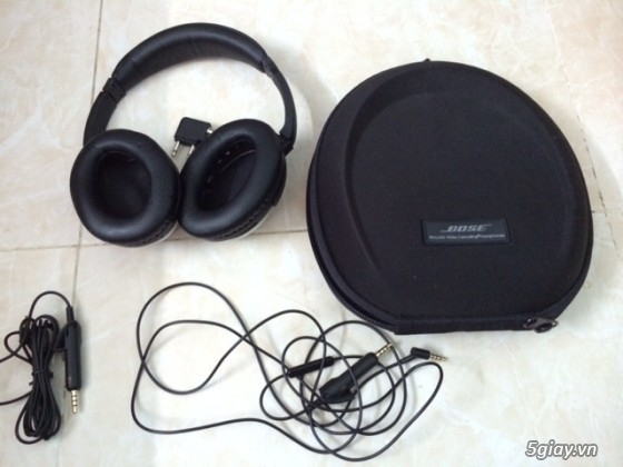 Bán tai nghe Bose Noise Canceling QC-15 - 1