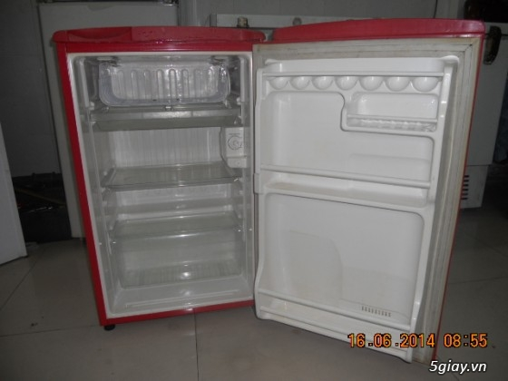 cần bán tủ lạnh mini hiệu SANYO SR-9KR - 3
