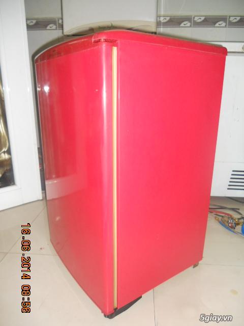cần bán tủ lạnh mini hiệu SANYO SR-9KR - 2