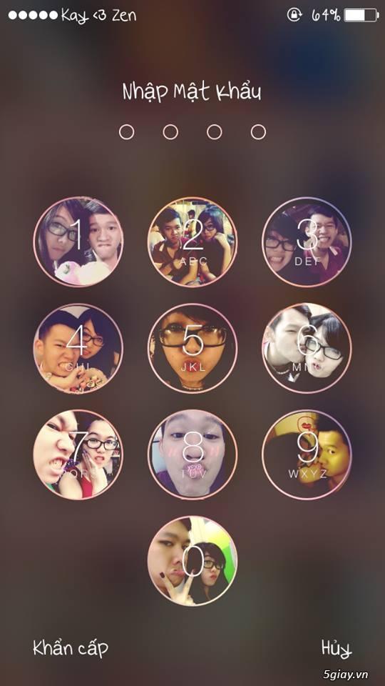 Chèn ảnh vào màn hình khóa iPhone, iPad với PicsArt Photo Studio - 20381