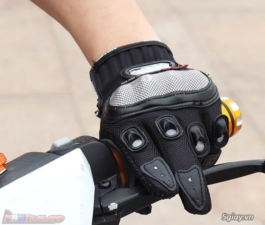 NBHThailand : Sỉ lẻ nón Fullface,Flip up,3/4,nón nữa đầu,nón xe đạp,găng tay xe máy - 8