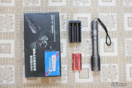 Đèn Pin siêu sáng giá rẻ - 5