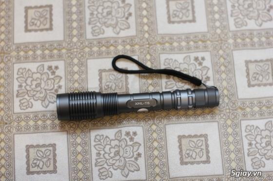 Đèn Pin siêu sáng giá rẻ - 6