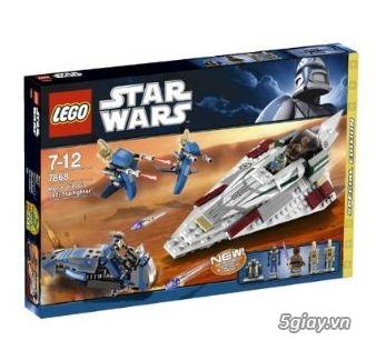 HCM - Bán hàng LEGO (xuất xứ Đan Mạch) giảm giá