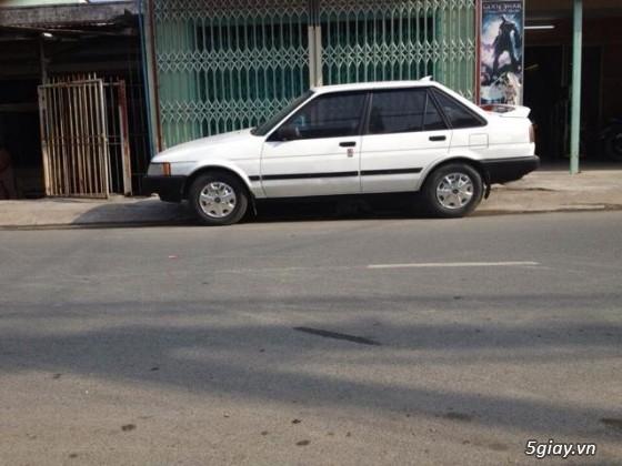 Bán xe Toyota Printer đời 86 màu trắng còn rất tốt, mưa ko tới mặt nắng ko tới đầu.. - 2