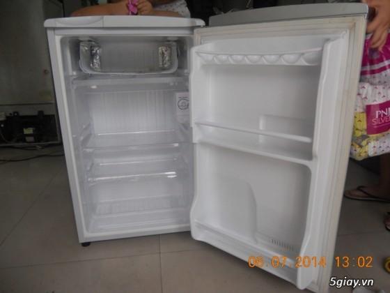 cần bán tủ lạnh mini hiệu SANYO SR-9jr. tủ mới 90%. - 3