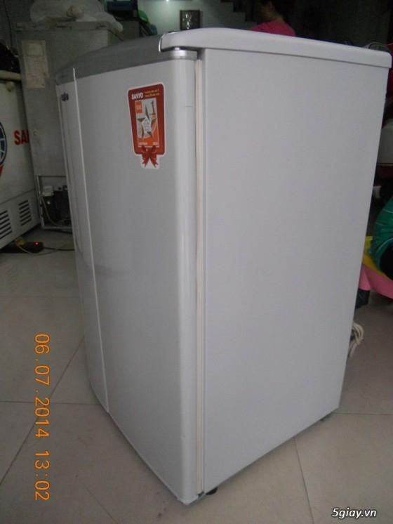 cần bán tủ lạnh mini hiệu SANYO SR-9jr. tủ mới 90%.