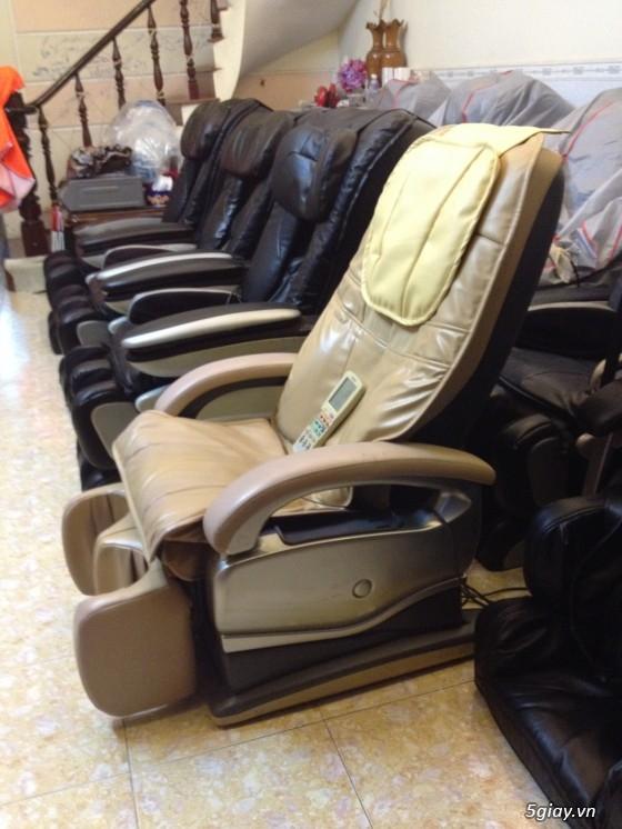 Ghế massage nội địa nhật- Hàng mới về-Khuyến mãi lớn. - 33