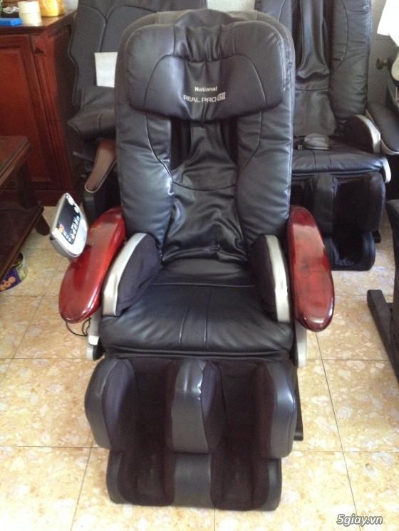 Ghế massage nội địa nhật- Hàng mới về-Khuyến mãi lớn. - 37