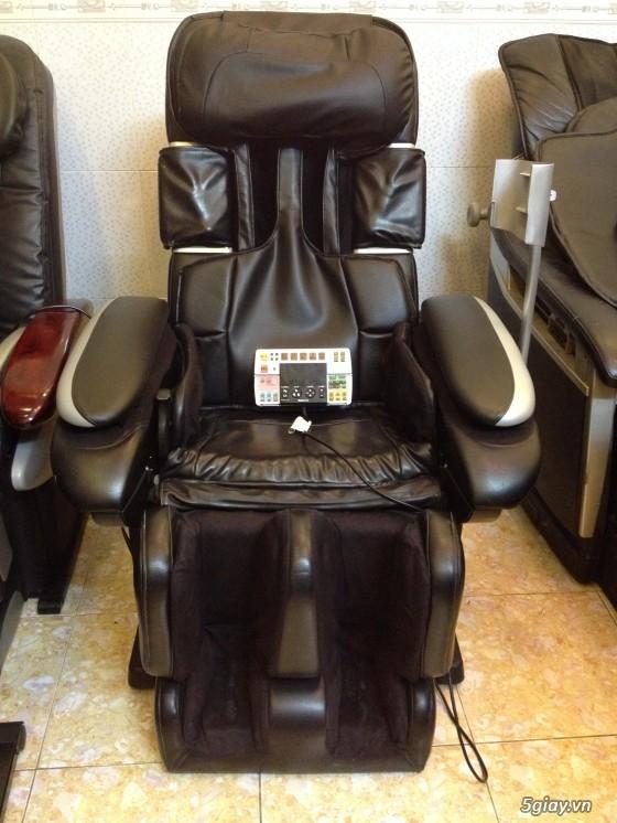 Ghế massage nội địa nhật- Hàng mới về-Khuyến mãi lớn. - 40