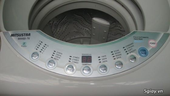 Thanh Lý máy giặt tủ lạnh mini sanyo máy nóng lạnh mỹ .chuẩn bị về quê - 5