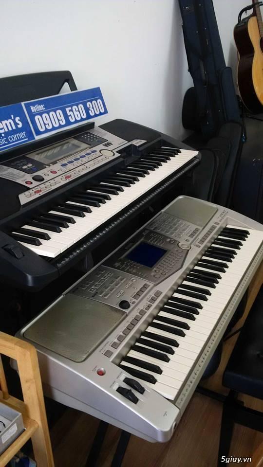 HCM - - Bán Yamaha PSR 2100 ( Như hình) và nhiều đàn khác   5giay