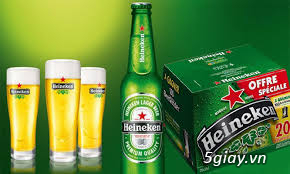 bia heineken chai nhôm hà lan - 19