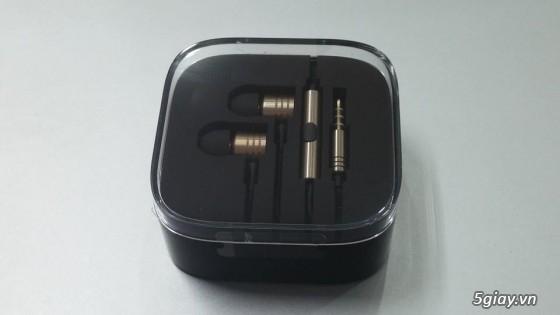 Tai nghe Xiaomi Pistons 2 và Pin sạc Xiaomi chính hãng nguyên seal 100% - 7