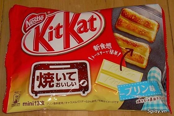 Socolate KitKat Trà Xanh Made In Japan ! - 11